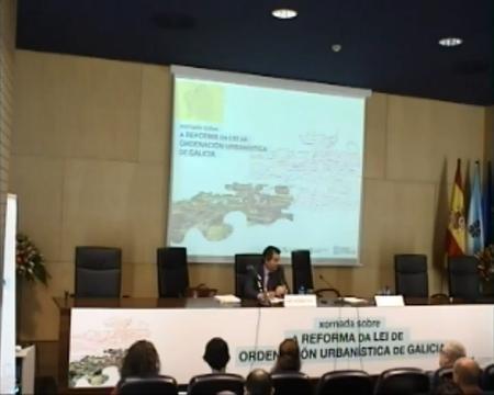 Edición de Vigo - José Luis Narbón García, avogado urbanista - Novas Xornadas sobre A Reforma da Lei de Ordenación Urbanística de Galicia